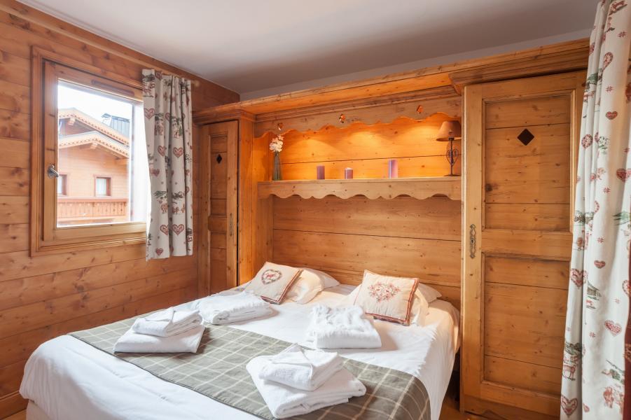 Skiverleih Résidence P&V Premium les Alpages de Reberty - Les Menuires - Schlafzimmer