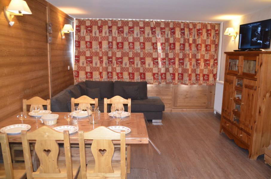 Location au ski Appartement 3 pièces 6 personnes (PV54) - Résidence Pelvoux - Les Menuires