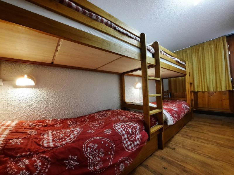Location au ski Appartement 3 pièces 8 personnes (106) - Résidence Pelvoux - Les Menuires - Chambre
