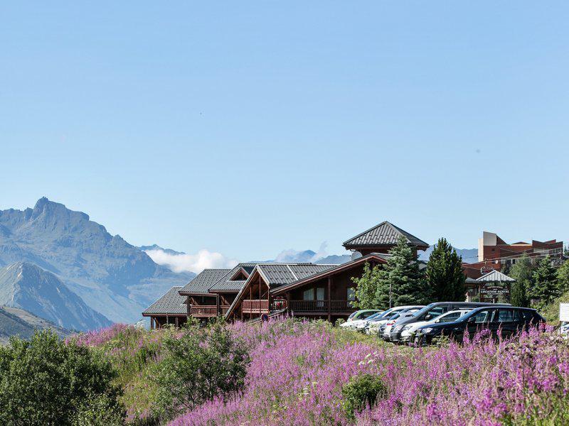 Location au ski Résidence Pierre et Vacances les Valmonts - Les Menuires