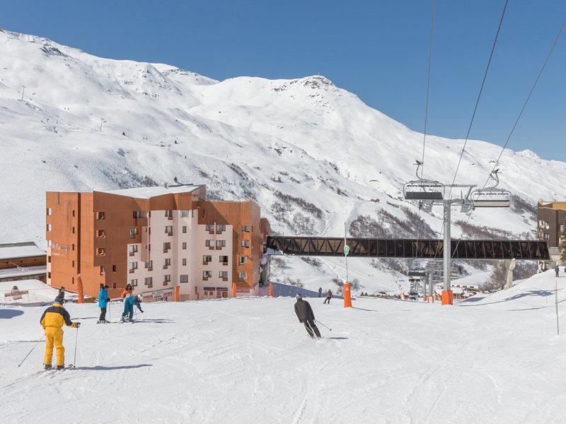 Alquiler al esquí Résidence Pierre & Vacances Aconit - Les Menuires