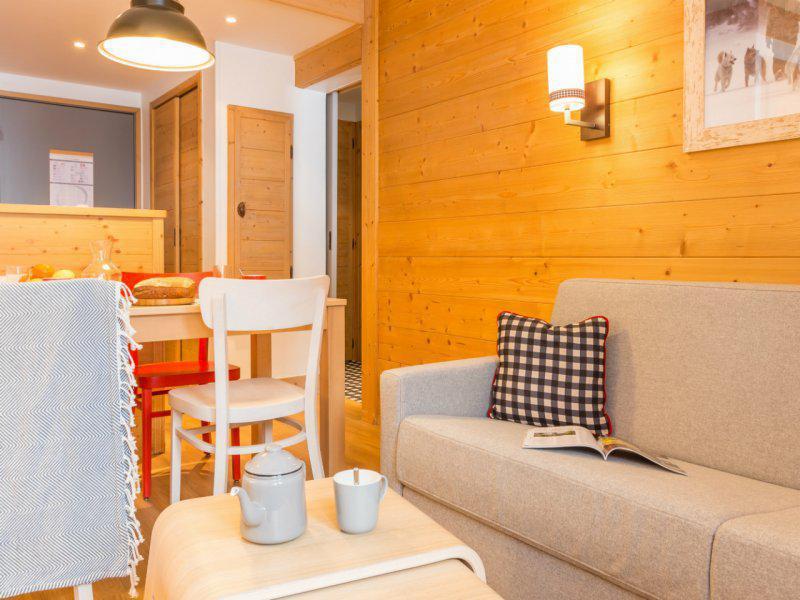 Location au ski Appartement 2 pièces 3-5 personnes - Résidence Pierre & Vacances Aconit - Les Menuires