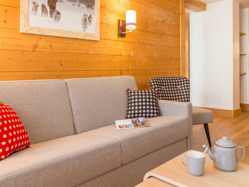 Location au ski Appartement 2 pièces 4-6 personnes - Résidence Pierre & Vacances Aconit - Les Menuires