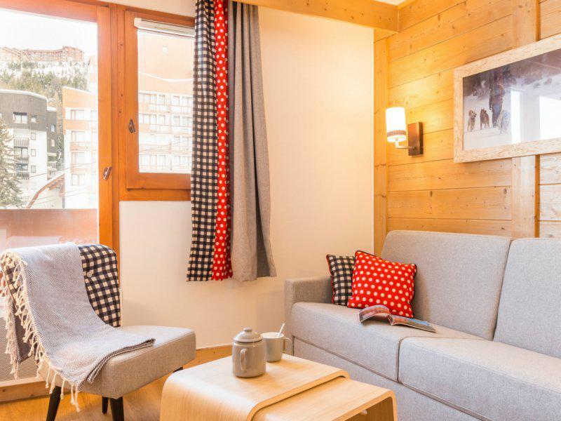 Location au ski Appartement 3 pièces 5-7 personnes - Résidence Pierre & Vacances Aconit - Les Menuires