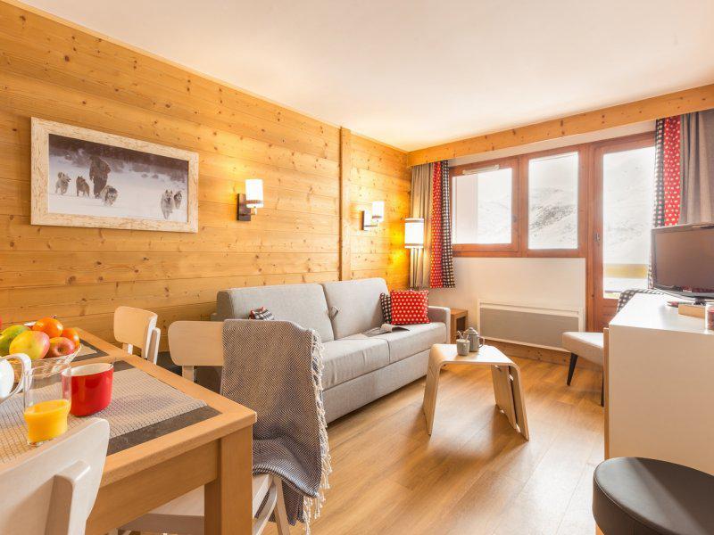 Location au ski Appartement 3 pièces 7-9 personnes - Résidence Pierre & Vacances Aconit - Les Menuires