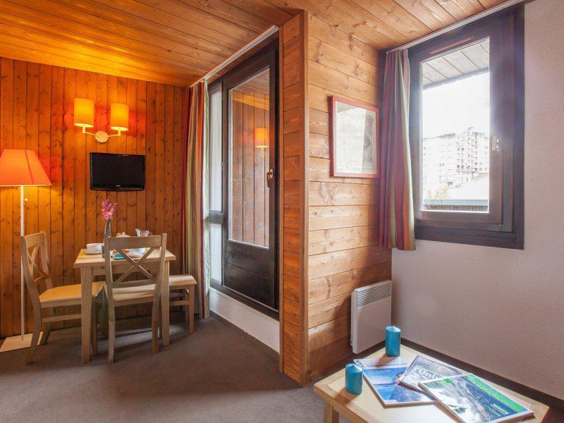 Location au ski Studio 1-3 personnes - Résidence Pierre & Vacances les Combes - Les Menuires