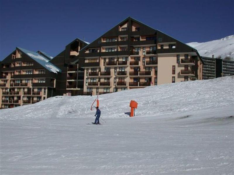 Location au ski Résidence Sarvan - Les Menuires
