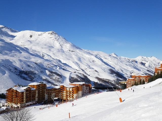Location au ski Residence Ski Soleil - Les Menuires