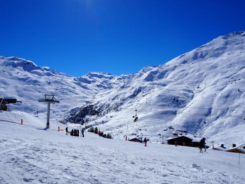 Location au ski Résidence Soldanelles - Les Menuires