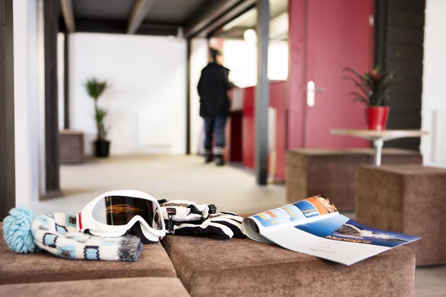Location au ski Résidence Soleil Vacances les Menuires - Les Menuires - Réception
