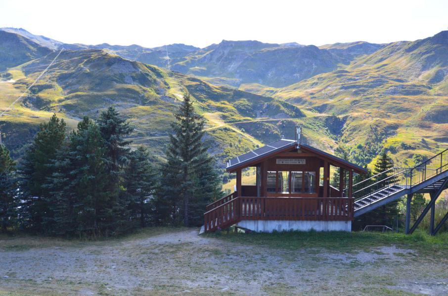 Location au ski Résidence Trois Marches - Les Menuires