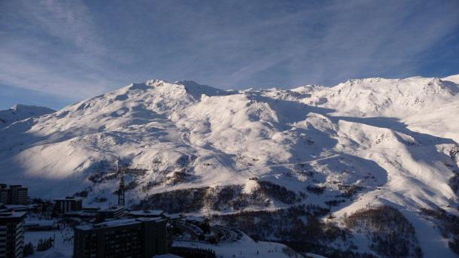 Location au ski Studio 4 personnes (1618) - Résidence Trois Marches - Les Menuires