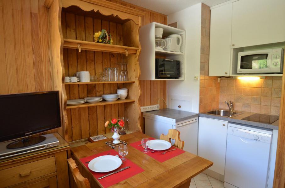 Location au ski Studio 2 personnes (1337) - Résidence Trois Marches - Les Menuires - Appartement