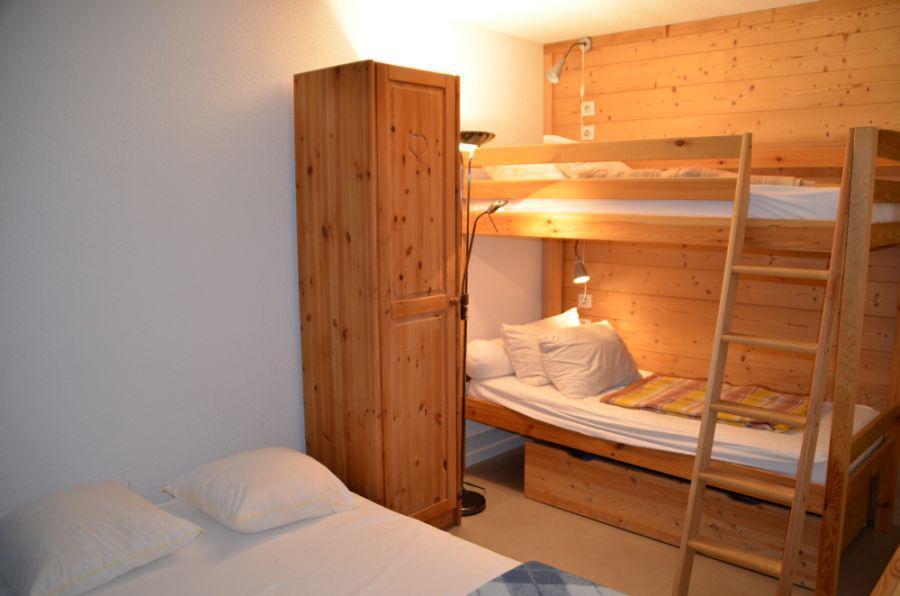 Location au ski Appartement 2 pièces 6 personnes (118) - Résidence Vanoise - Les Menuires - Cuisine