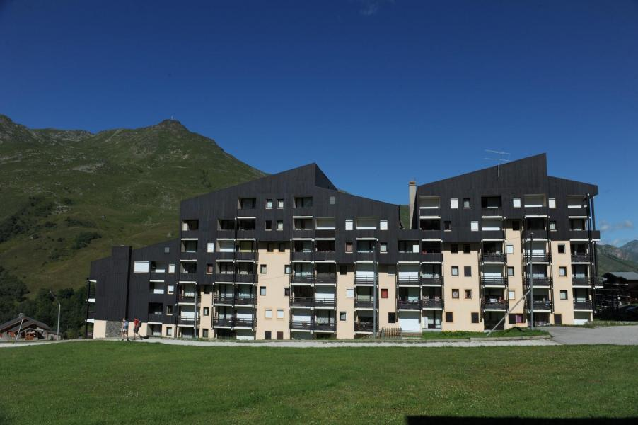 Location au ski Résidence Villaret - Les Menuires