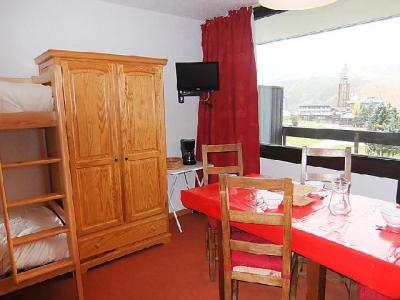 Rent in ski resort 1 room apartment 4 people (3) - Aravis - Les Menuires - Apartment