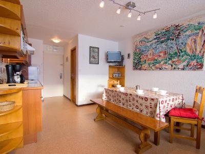 Rent in ski resort 3 room apartment 6 people (2) - Aravis - Les Menuires - Apartment