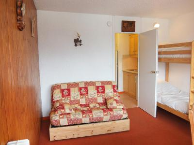Rent in ski resort 1 room apartment 4 people (3) - Aravis - Les Menuires