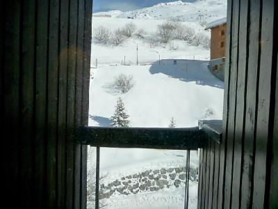 Rent in ski resort Armoise - Les Menuires - Apartment