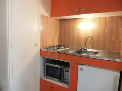 Rent in ski resort 1 room apartment 2 people (3) - Armoise - Les Menuires
