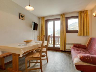 Rent in ski resort 2 room apartment 6 people (3) - Balcons d'Olympie - Les Menuires - Apartment