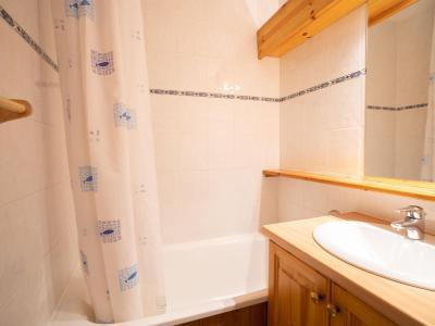 Skiverleih 2-Zimmer-Appartment für 6 Personen (5) - Balcons d'Olympie - Les Menuires - Appartement