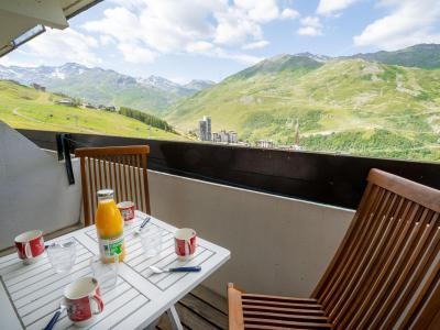 Rent in ski resort 1 room apartment 4 people (9) - Brelin - Les Menuires - Apartment
