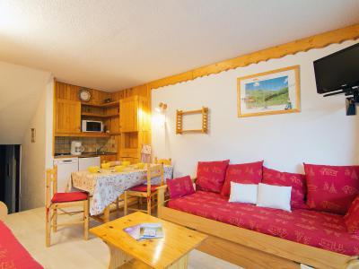 Rent in ski resort 2 room apartment 5 people (5) - Brelin - Les Menuires - Apartment
