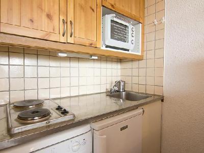 Rent in ski resort 2 room apartment 5 people (6) - Brelin - Les Menuires - Apartment
