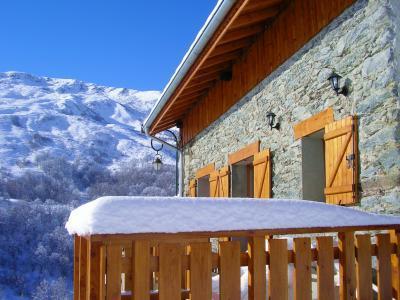 Location au ski Chalet triplex 8 pièces 16 personnes - Chalet Balcon Cime De Caron - Les Menuires - Extérieur hiver