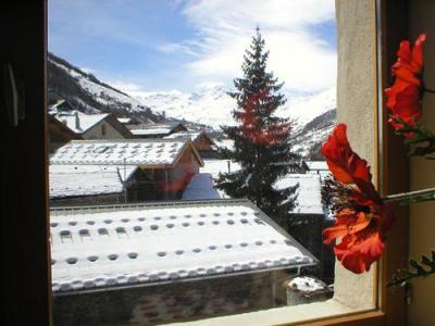 Location au ski Chalet 4 pièces 8 personnes - Chalet Ballade - Les Menuires - Extérieur hiver