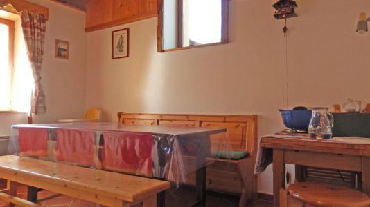 Location au ski Chalet Ballade - Les Menuires - Salle à manger