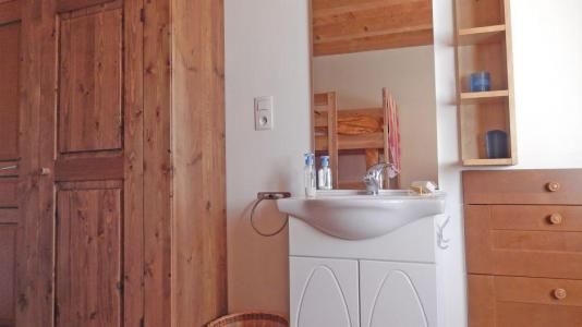Location au ski Chalet Ballade - Les Menuires - Salle de bains