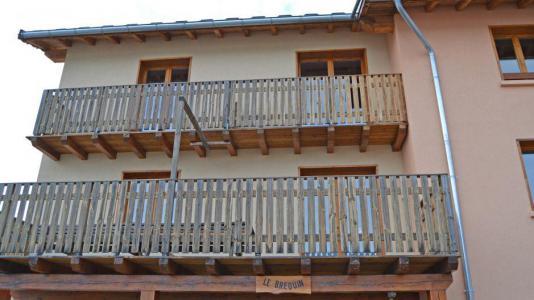 Vacances en montagne Chalet Brequin - Les Menuires - Extérieur hiver