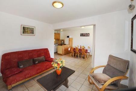 Location au ski Appartement 3 pièces 6 personnes - Chalet Cristal - Les Menuires - Canapé