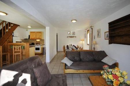 Location au ski Appartement duplex 6 pièces 13 personnes - Chalet Cristal - Les Menuires - Coin séjour