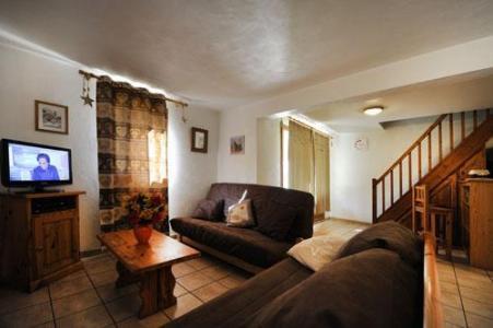 Location au ski Appartement duplex 6 pièces 13 personnes - Chalet Cristal - Les Menuires - Tv à écran plat