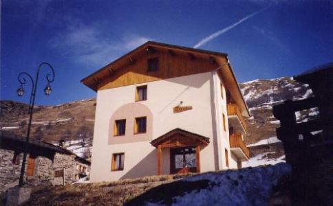 Location au ski Appartement 3 pièces 6 personnes - Chalet Cristal - Les Menuires - Extérieur hiver