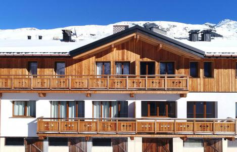 Rent in ski resort Chalet D'Alice - Les Menuires - Winter outside