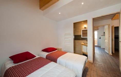 Rent in ski resort Chalet de Sophie - Les Menuires - Single bed