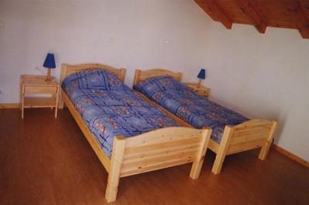 Location au ski Chalet triplex 7 pièces 16 personnes - Chalet Flocon De Belleville - Les Menuires - Chambre