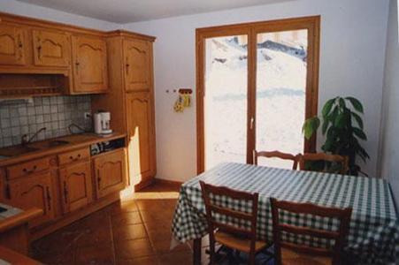 Location au ski Chalet triplex 7 pièces 16 personnes - Chalet Flocon De Belleville - Les Menuires - Cuisine