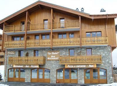 Location Les Menuires : Chalet Geffriand hiver