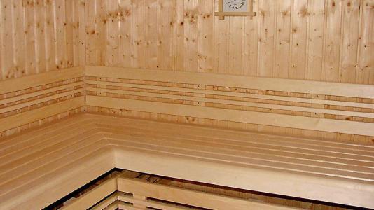 Location au ski Chalet Gran Koute - Les Menuires - Sauna