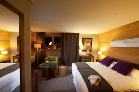 Location 2 personnes Chambre Standard (2 personnes) - Chalet Hotel Le Kaya