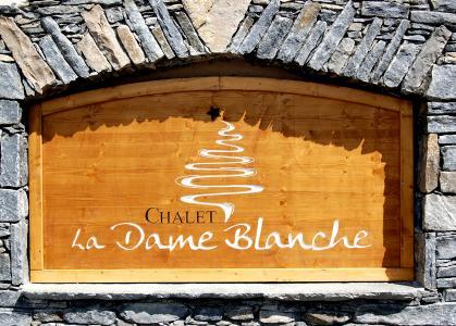 Location au ski Chalet La Dame Blanche - Les Menuires - Intérieur