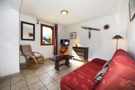 Location au ski Appartement 3 pièces 6 personnes (2) - Chalet le Cristal - Les Menuires - Coin séjour