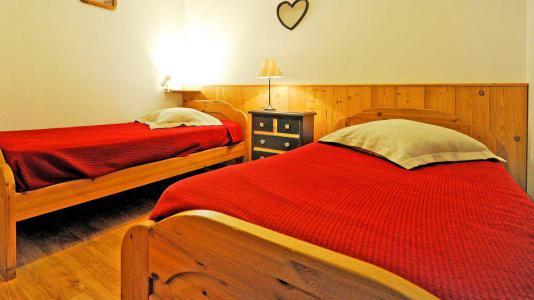 Location au ski Appartement duplex 4 pièces 10 personnes (4) - Chalet le Cristal - Les Menuires - Chambre