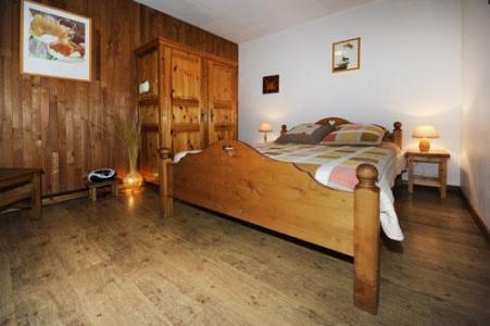 Location au ski Appartement 2 pièces coin montagne 4 personnes - Chalet Le Genepi - Les Menuires - Chambre