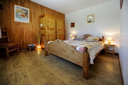 Location au ski Appartement 2 pièces coin montagne 4 personnes - Chalet Le Genepi - Les Menuires - Lit double